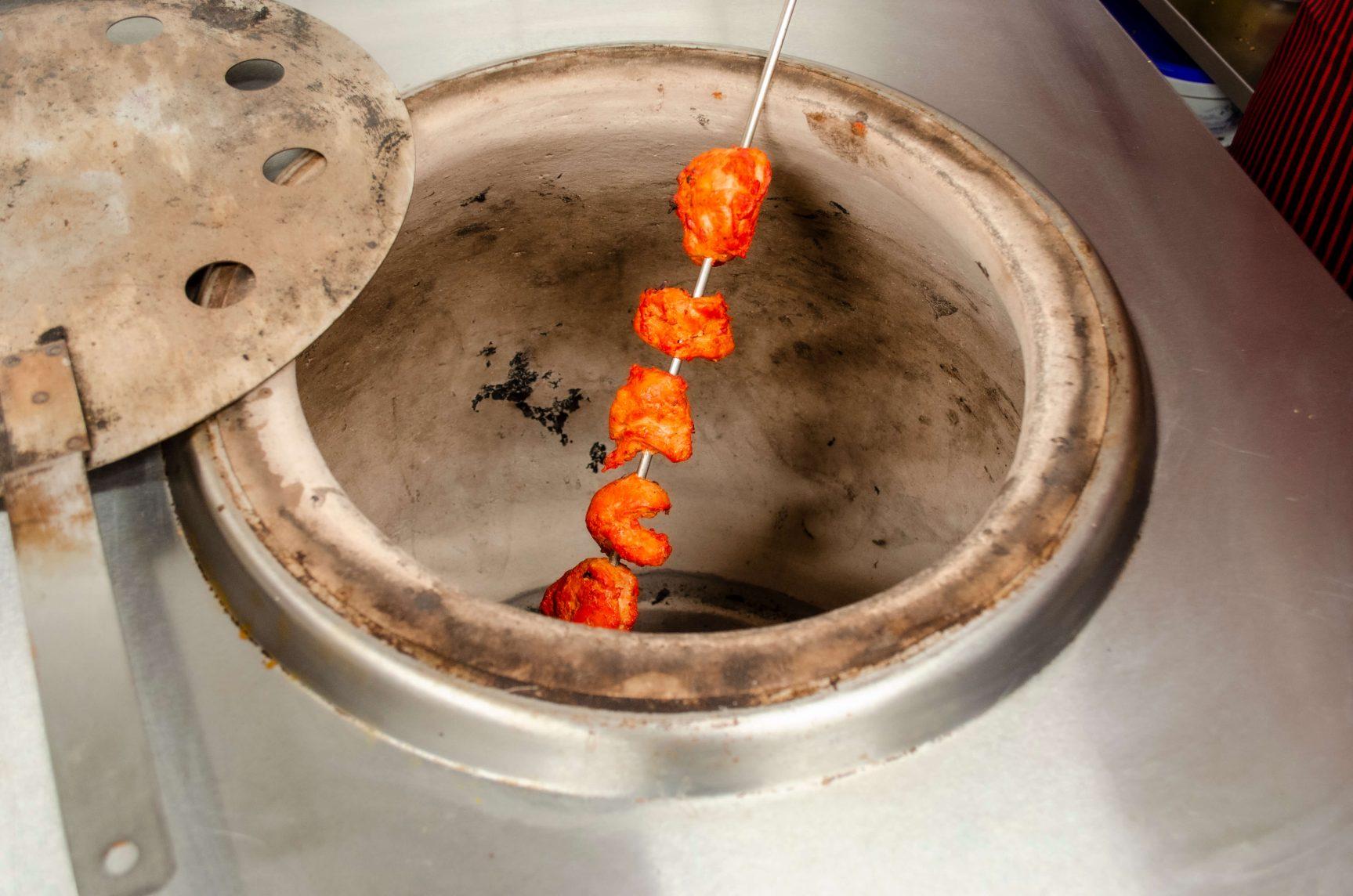 Recept / Chicken Tikka Masala / Pracovný postup / Upečte